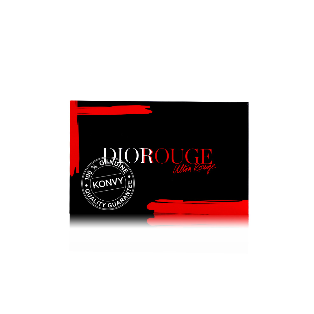Dior Rouge Ultra Rouge Ultra Pigmented Hydra Lipstick Set