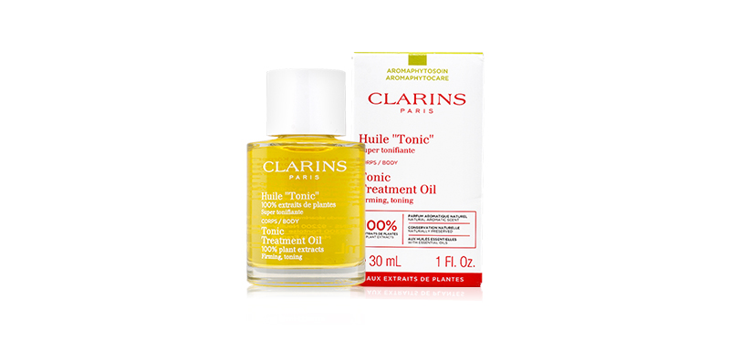 Clarins Tonic Body Treatment Oil 30ml
