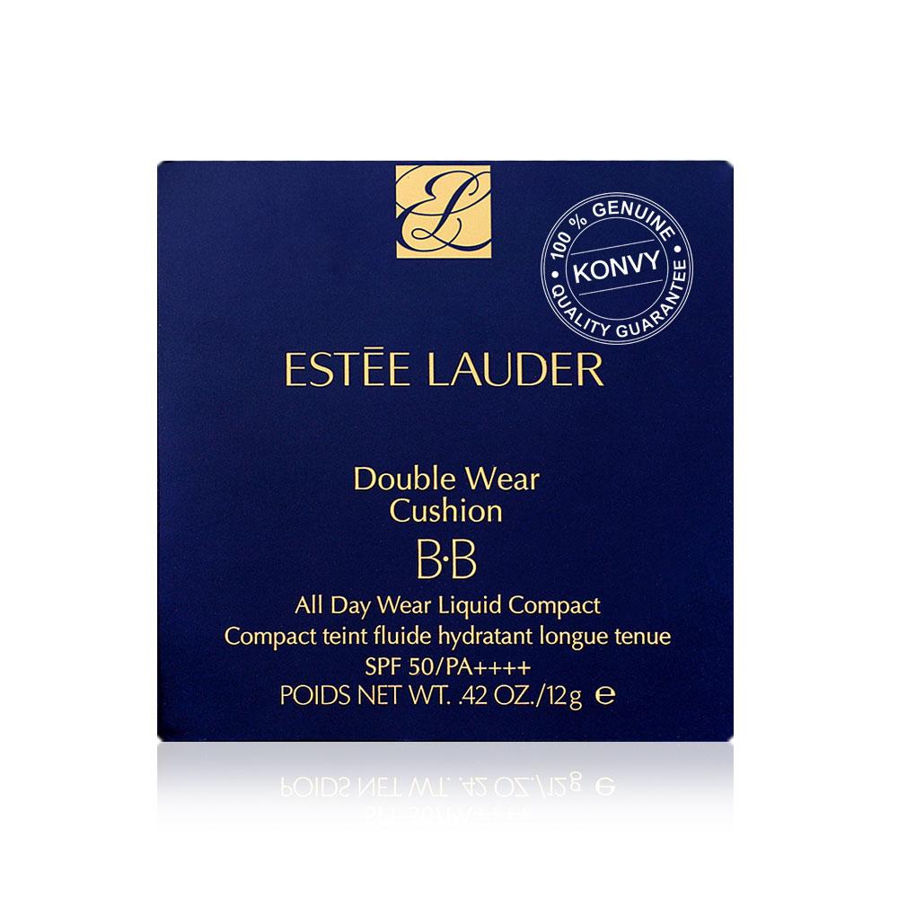 Estee Lauder Double Wear Cushion BB All Day Wear Liquid Compact SPF50/PA+++ 12g #2W0 Warm Vanilla