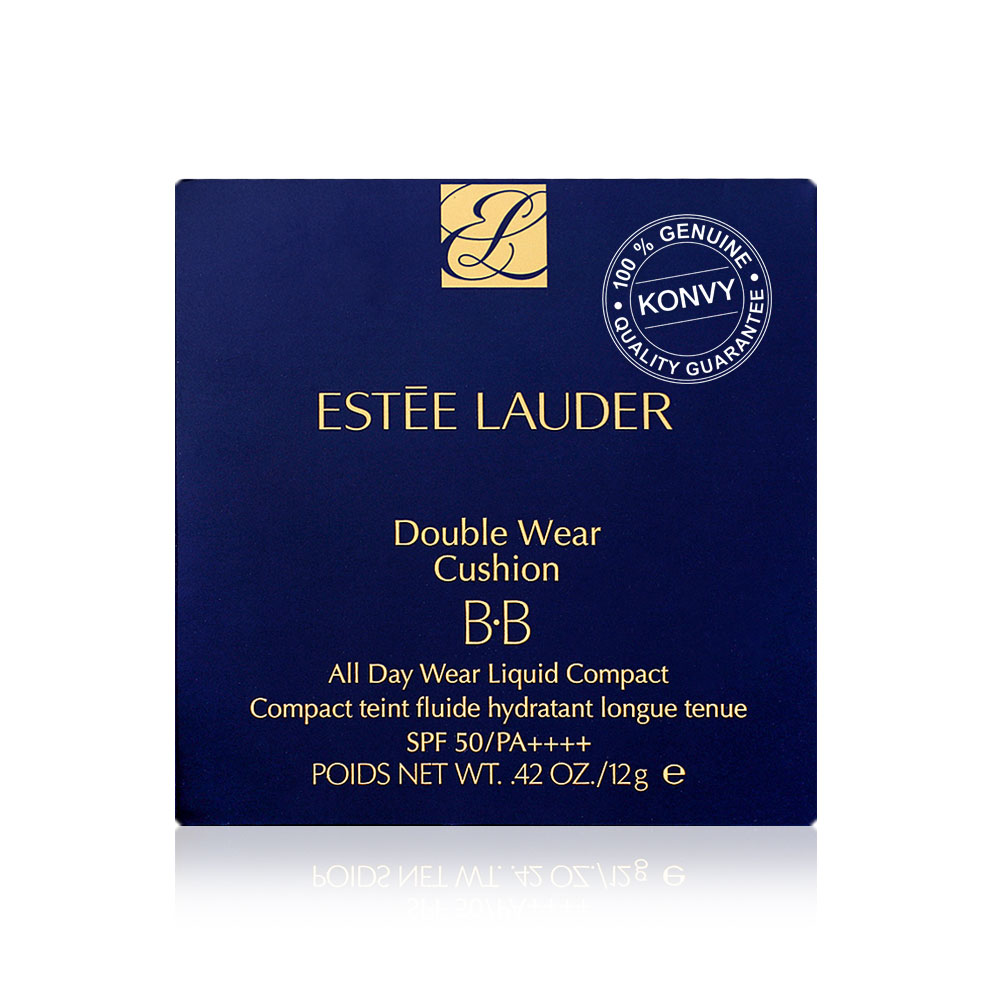 Estee Lauder Double Wear Cushion BB All Day Wear Liquid Compact SPF50/PA+++ 12g #1W2 Sand
