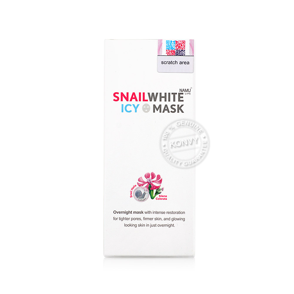 Namu Life Snailwhite Icy Mask 30ml