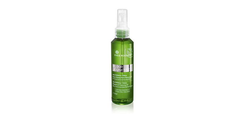 Yves Rocher Elixir Jeunesse Waterproof Cleansing Oil 150ml