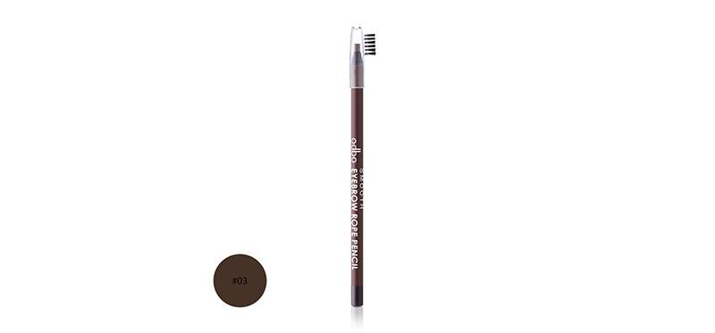 ODBO Smooth Eyebrow Rope Pencil 3g OD750 #03