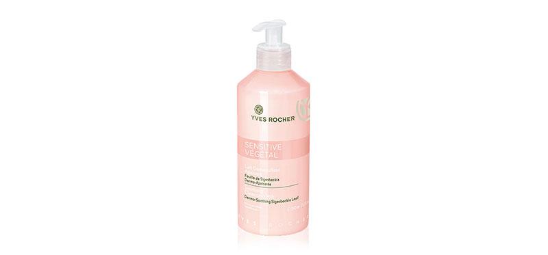Yves Rocher Sensitive Vegetal Soothing Cleansing Milk 390ml