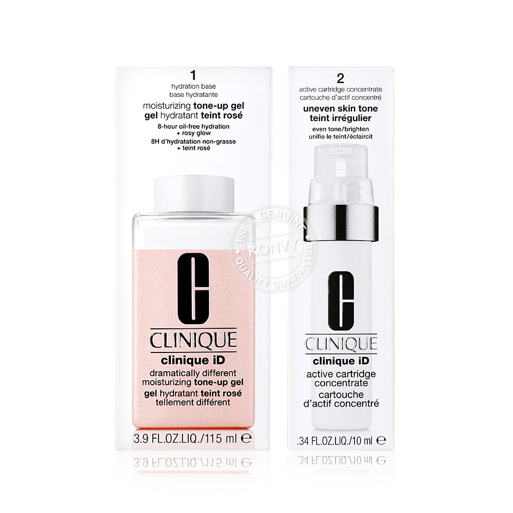 Clinique ID Dramatically Different Moisturizing Tone-Up Gel #Uneven Skin Tone