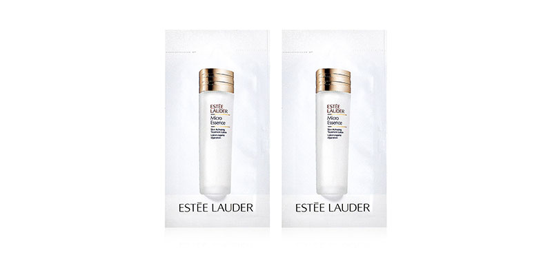 [แพ็คคู่] Estee Lauder Micro Essence Skin Activating Treatment Lotion [1.5mlx2pcs]