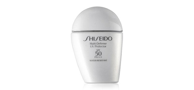 Shiseido Multi Defense UV Protector SPF50/PA+++ 30ml [14429]
