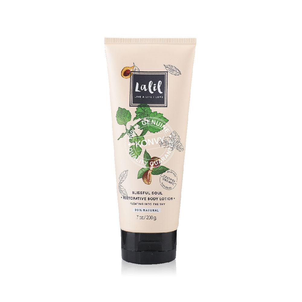 Lalil Set 2 Items Soul Skin Soothing Shower Gel 300ml + Restorative Body Lotion 200g
