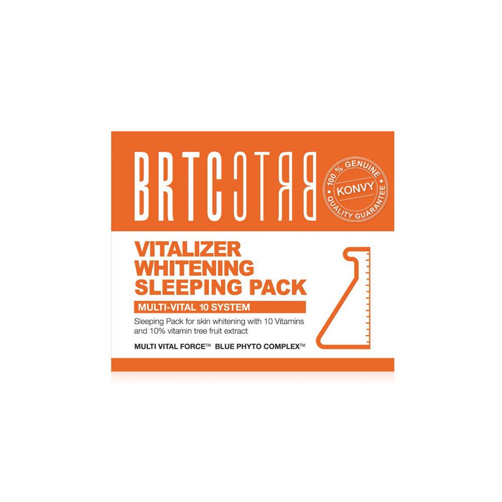 BRTC Set 3 Items Ampoule Essence 150ml + Tightening Serum 30ml + Sleeping Pack 50ml