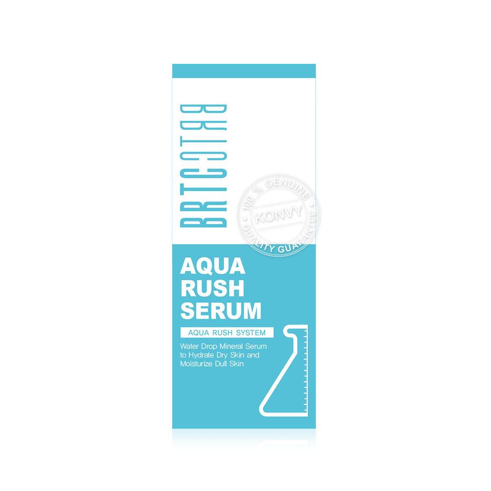 BRTC Set 3 Items Ampoule Essence 150ml + Aqua Rush Serum 30ml + Sleeping Pack 50ml