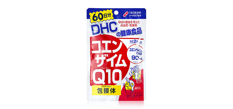 DHC-Supplement Coenzyme Q10 60 Days