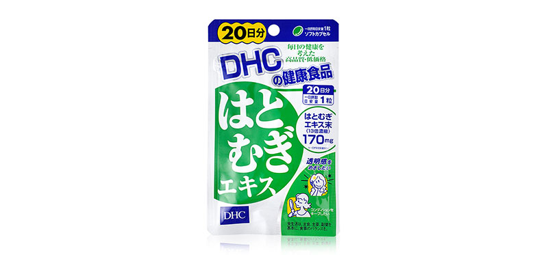 DHC-Supplement Hatomugi 20 Days