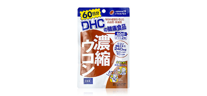 DHC-Supplement Curcumin 60 Days