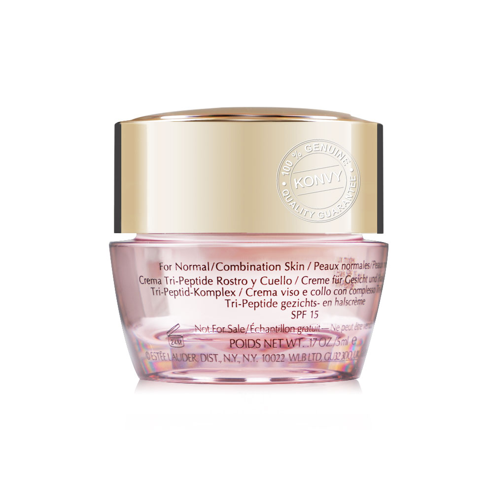 Estee Lauder Resilience Multi-Effect Tri-Peptide Face And Neck Creme SPF 15 5ml