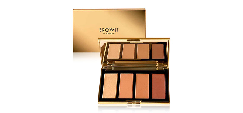 Browit Highlight and Contour Pro Palette