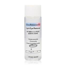 ฟรี!  Cica Balance 5.5 Lip and Eye Remover 25ml (1 ชิ้น / 1 ออเดอร์) เมื่อช้อปสินค้า Etude House ครบ 500 บาท