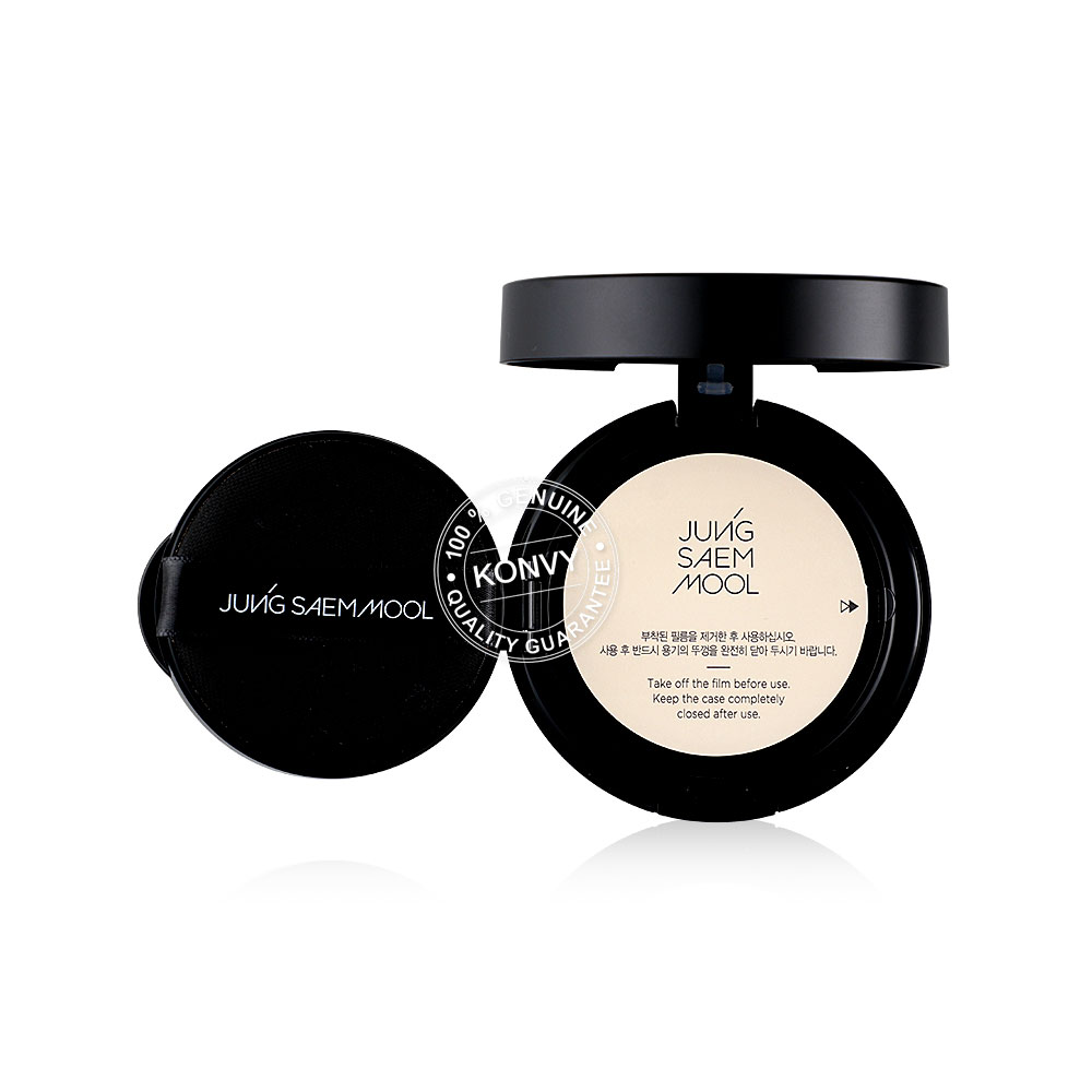 Jung Saem Mool Essential Skin Nuder Cushion SPF50+/PA+++ (14gx2) #19 Light