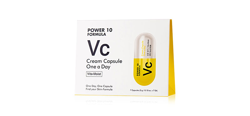 It's Skin Power 10 Formula VC Cream Capsule One a Day [3g x 7pcs]