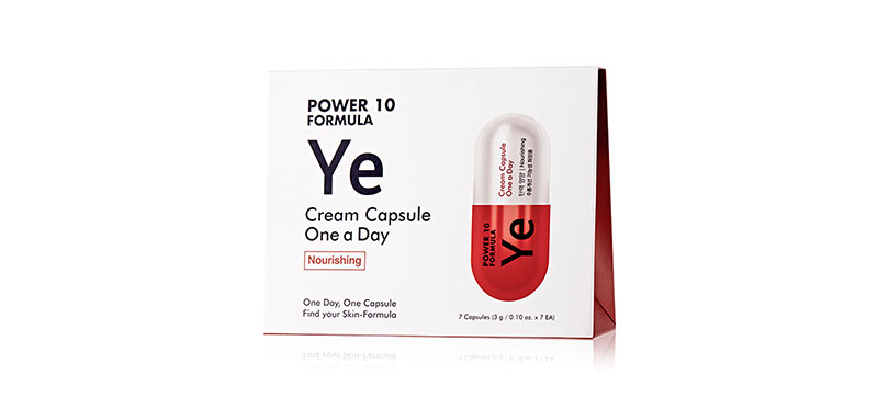 It's Skin Power 10 Formula YE Cream Capsule One a Day [3g x 7pcs]