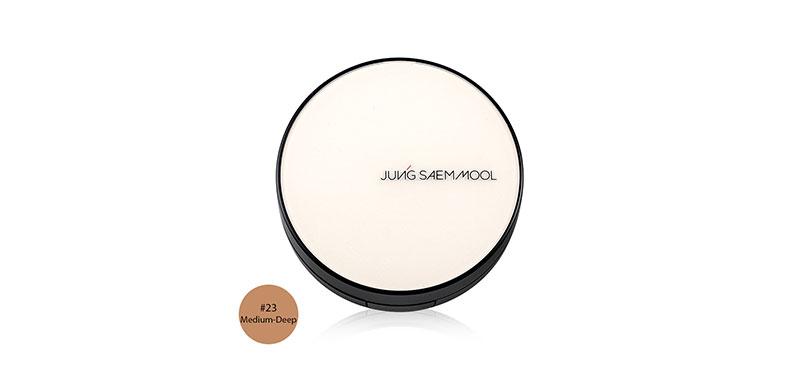 Jung Saem Mool Essential Skin Nuder Cushion SPF50+/PA+++ (14gx2) #23 Medium-Deep