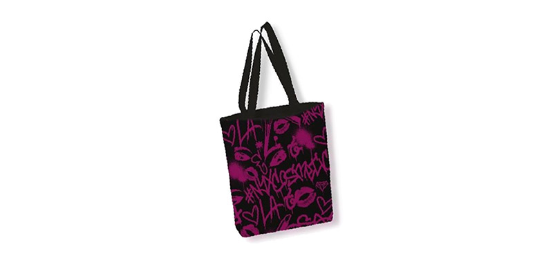 NYX Professional Graffiti Tote Bag