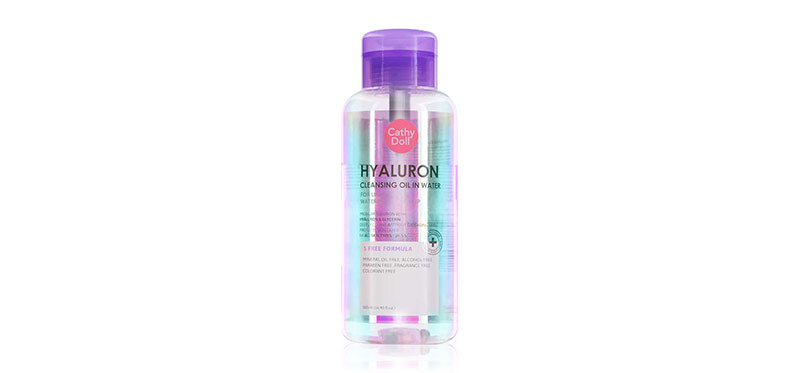 Cathy Doll Hyaluron Cleansing Oil in Water 500ml