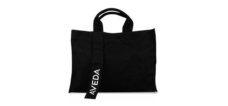 Aveda Tote Bag #Black
