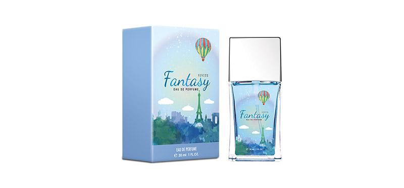Vivite Eau De Perfume Fantasy 30ml ( สินค้าหมดอายุ : 2021.09 )