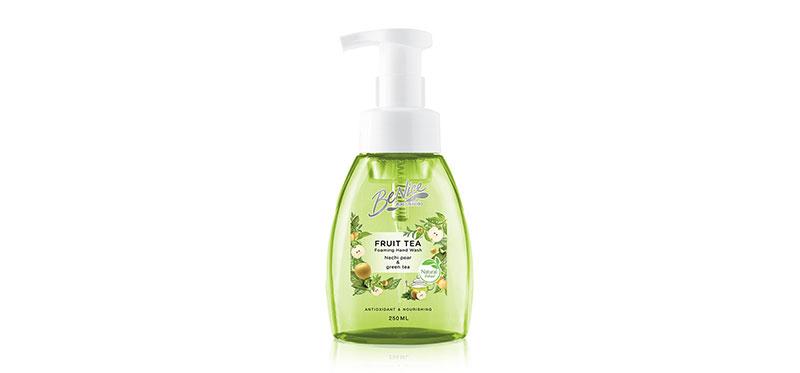 BeNice Foaming Hand Wash Nachi Pear & Green Tea 250ml