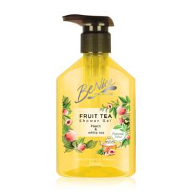 ฟรี! Benice Fruit tea Showerr Gel 250ml (1 ชิ้น / 1 ออเดอร์) เมื่อช้อปสินค้า BeNice ครบ 199.-