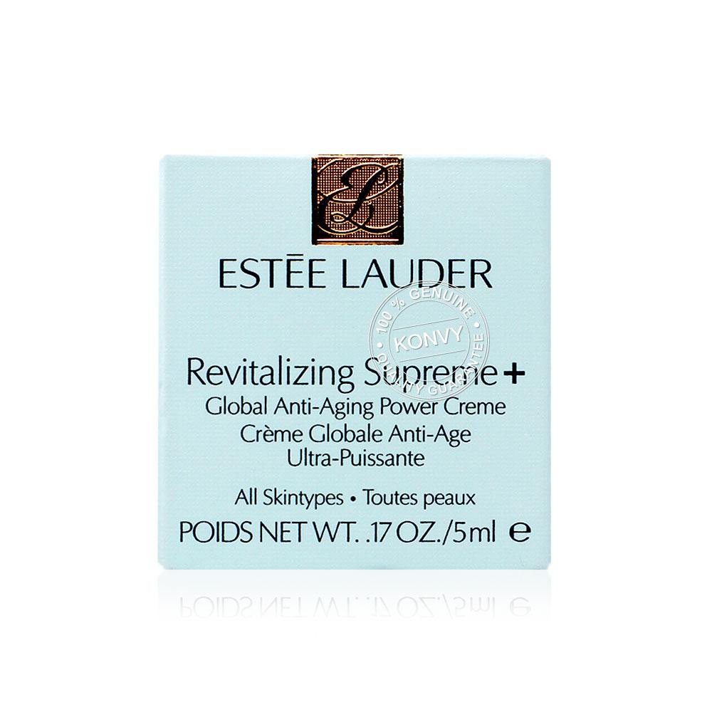 Estee Lauder Revitalizing Supreme+ Global Anti-Aging Power Creme 5ml