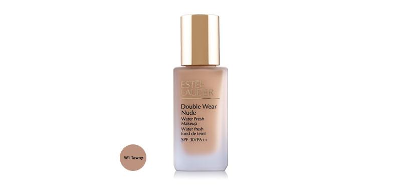 Estee Lauder Double Wear Nude Water Fresh Makeup SPF 30/PA++ 30ml #3W1 Tawny