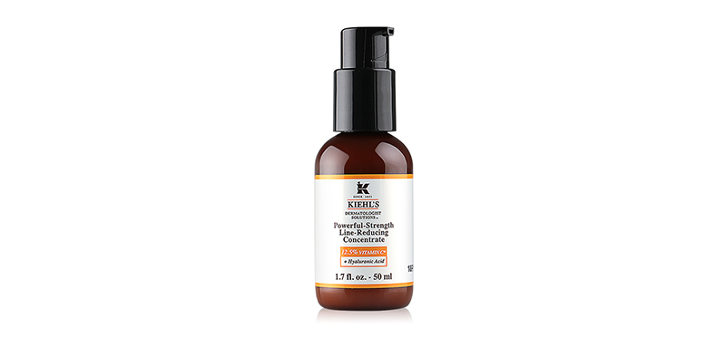 Kiehl's Powerful Strength Line-Reducing Concentrate 50ml