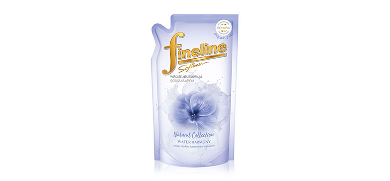 Fineline Softener Natural Water Harmony [Violet] 500ml