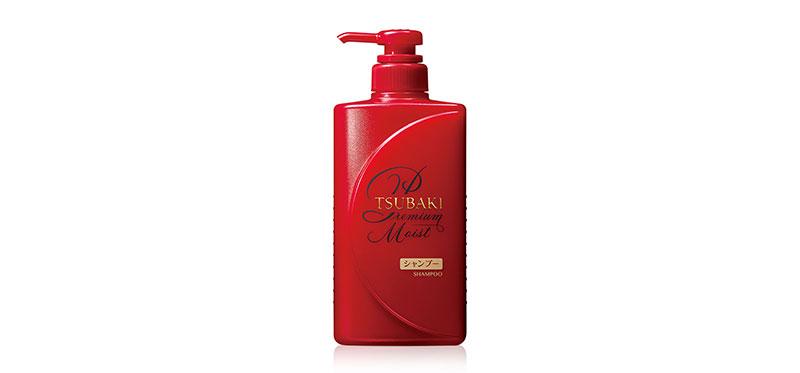 Tsubaki Premium Miost Shampoo 490ml