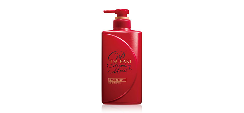 Tsubaki Premium Moist Conditioner 490ml
