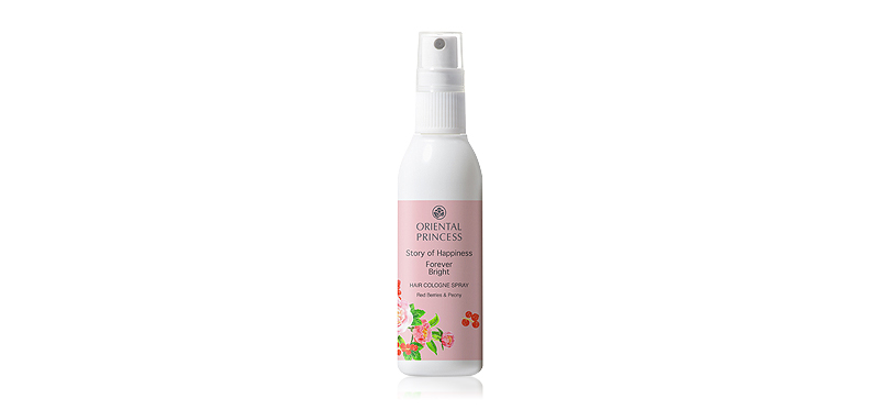 [Free Gift] Oriental Princess Story of Happiness Forever Bright Hair Cologne Spray 100ml