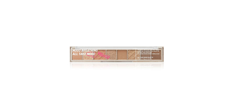 Peripera All Take Mood Palette 6.8g #01 Mood Breathing