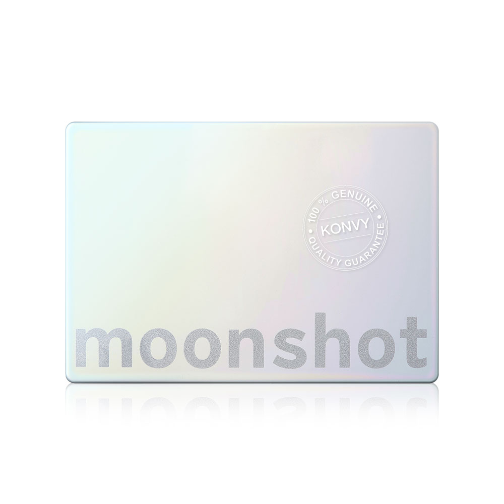 Moonshot Pure Layered Palette #Lively Coral