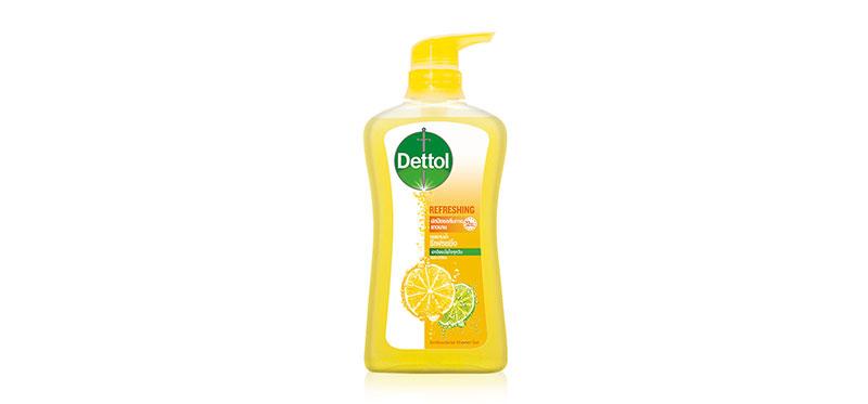 Dettol Shower Gel Anti-Bacteria Refreshing 500ml