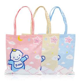 ฟรี! D-nee Tote Bag [Random] (1 ชิ้น / 1 ออเดอร์ ) เมื่อช้อปสินค้า D-nee ครบ 299-349 บาท