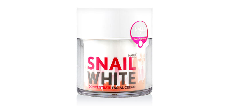 Namu Life Snailwhite Concentrate Facial Cream 50ml