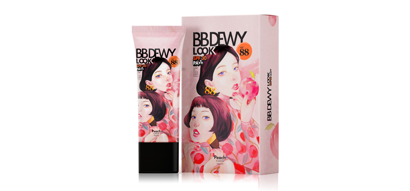 Ver.88 BB Dewy Look SPF30/PA++ 30ml