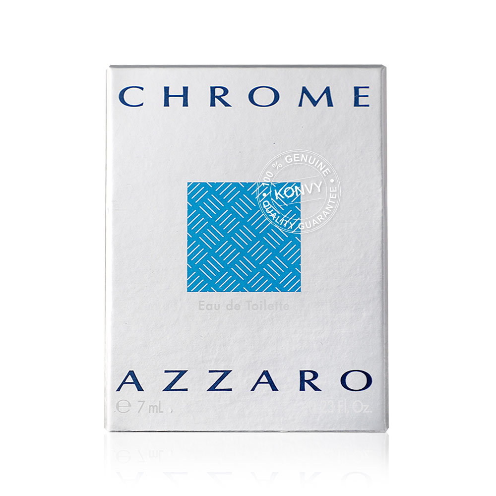 Azzaro Chrome EDT 7ml