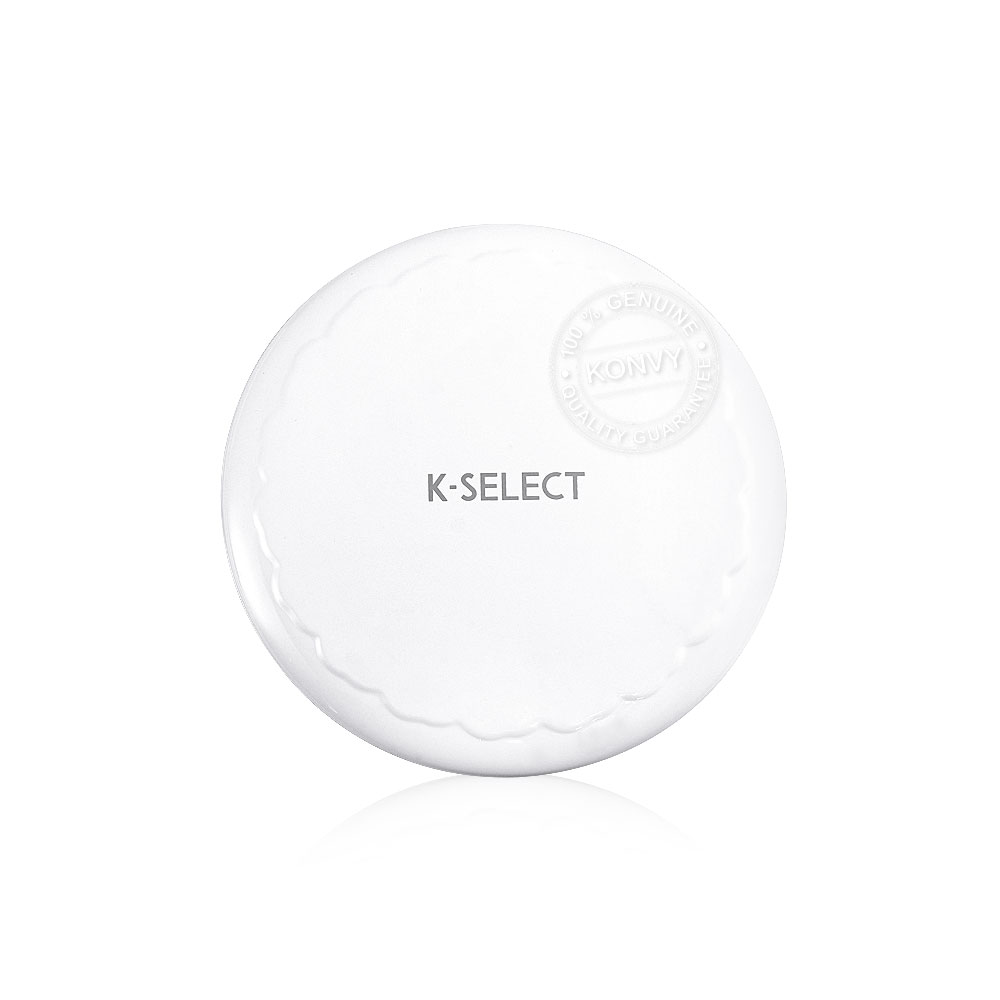 K-Select Ultra-Thin LED Make-Up Mirror #White