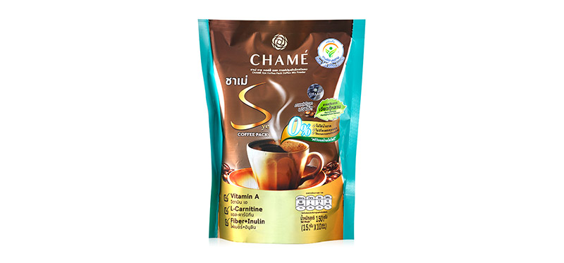 Chame Sys Coffee Pack [15g x 10 Sachets]