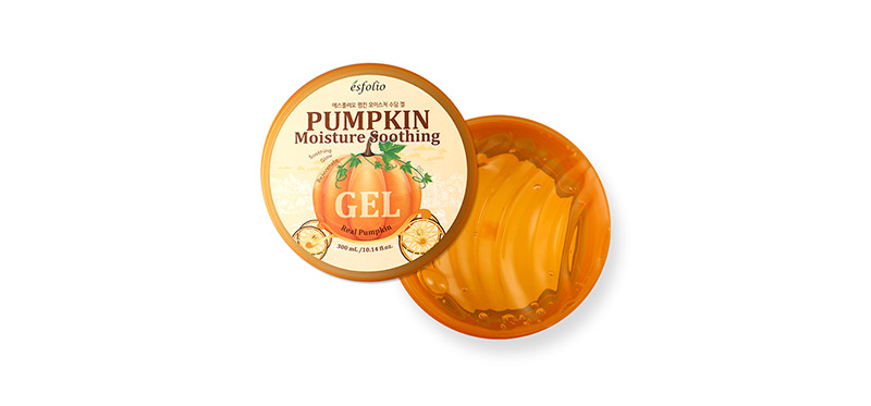 Esfolio Pumpkin Moisture Soothing Gel 300ml