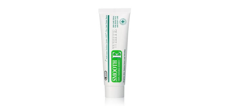Smooth E Cream Plus White 30g