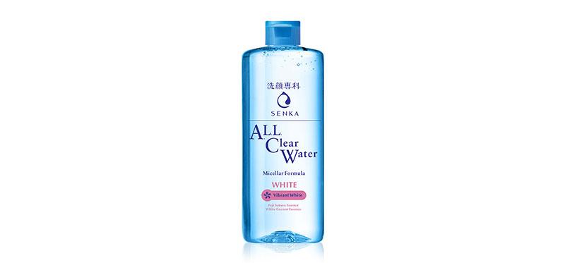 Senka A.L.L. Clear Water Micellar White 500ml