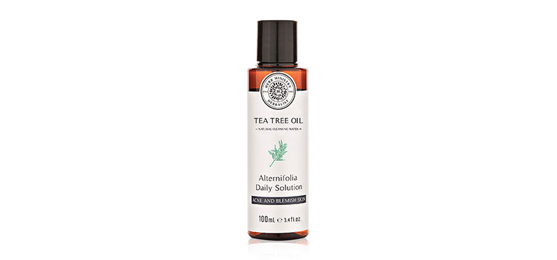 Herb Ministry Tea Tree Oil Natural Cleansing Water 100ml